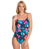 Coco Reef Wonderland CDDD Ruffle One Piece Swimsuit
