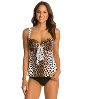 Coco Reef Safari Style C/D/DD The Five Way Tankini Top