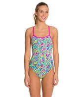 Funkita Sweet Smoothie Single Strap One Piece Swimsuit