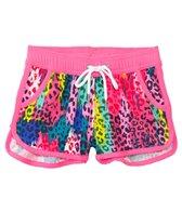 Funkita Girl's Feline Fever Boardshort (8-14)