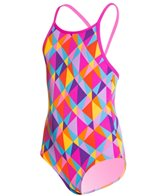 Funkita Prisim Collision Toddlers' One Piece Swimsuit (1-6)