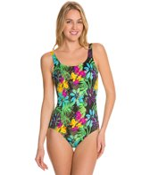T.H.E Anguilla Fun Tank One Piece Swimsuit