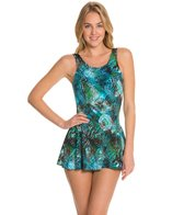 T.H.E Trinidad Princess Swimdress One Piece Swimsuit