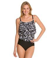 T.H.E. Dominica Triple Tier Mio One Piece Swimsuit