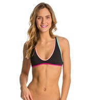 B.Swim Punchy Nova Topper Top