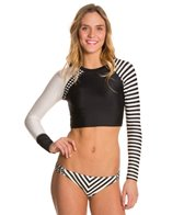 Body Glove Breathe Vielha L/S Crop Top