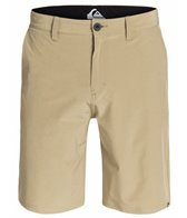 Quiksilver Men's Everyday Solid Amphibian Board Boardshort Shorts
