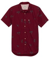 Quiksilver Men's Waterhead Short Sleeve Shirt
