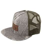 Quiksilver Men's Jungle Juice Trucker Hat