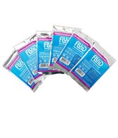 Fluid Performance Natural Sports Drink Packets (Double Serving - Bundle of 6 Packets)