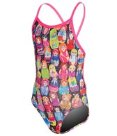 Amanzi Babebushka Youth Proback One Piece Swimsuit