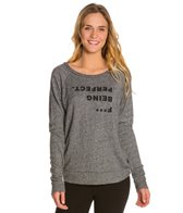 Good hYOUman Women's F Being Perfect Long Sleeve