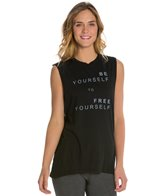 Good hYOUman Women's Free Yourself Tank