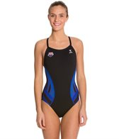 TYR USA Swimming Phoenix Splice Women's Diamondfit Swimsuit