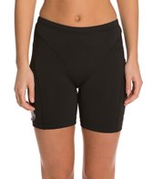 TYR USA Swimming All Elements Women's Compression Short