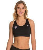 TYR USA Swimming All Elements Sports Bra