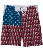 Fit4U Stars and Stripes E Boardshort