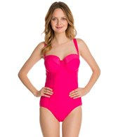 Seafolly Goddess D Cup One Piece Swimsuit