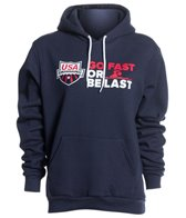 USA Swimming Women's Fast or Last Pullover Hoodie