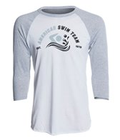 USA Swimming Unisex Team Raglan T-Shirt