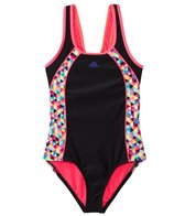 Adidas Girls' Tri to See It My Way One Piece (7-16yrs)