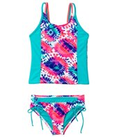 Adidas Girls' Sorbet Okay! Tankini Set (7-16 yrs)