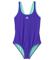 Adidas Girls' Outline And About One Piece (7-16 yrs)
