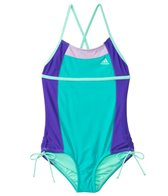 Adidas Girls' Build And Block One Piece (7-16 yrs)