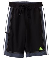Adidas Boys'  Iconic A 8 Volley Short (S-XL)