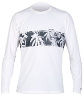 Xcel Men's Regatta Palm Tapa L/S Surf Shirt