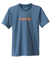 Xcel Boys' Robben Short Sleeve Surf Shirt