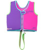 Speedo Girls' Learn To Swim Classic Swim Vest (2yrs-6yrs)