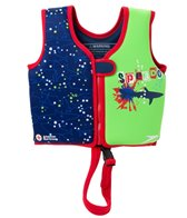 Speedo Boys' Printed Neoprene Swim Vest (2yrs-6yrs)