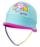Speedo Girls' UV Bucket Hat (Infant-3yrs)