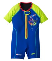 Speedo Boys' UPF 50+ Thermal Suit (2T-6yrs)