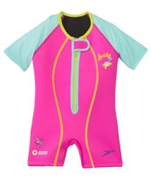 Speedo Girls' UPF 50+ Thermal Suit (2T-6yrs)