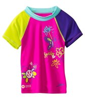 Speedo Girls' UV Sun Shirt (2T-6yrs)