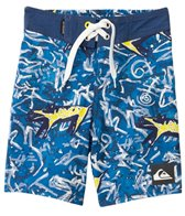 Quiksilver Boys' Mo Yoke Ghetto Boardshort (2T-4T)