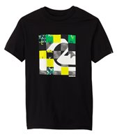 Quiksilver Boys' Chipped S/S Tee (8yrs-14yrs+)