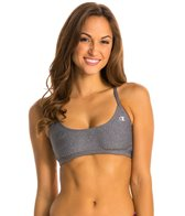 Champion Authentic Heather Cross Back Swim Bra