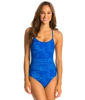 Champion Performax Nightscape Signature Lingerie Tank One Piece Swimsuit