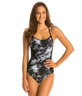 Champion Performax Diamonds In The Rough Signature Lingerie Tank One Piece Swimsuit