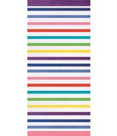 dohler USA Multi-Horizontal Stripes Beach Towel 30 x 60