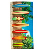 dohler USA Surf Board Beach Towel 30 x 60