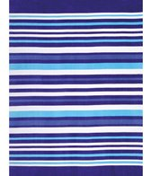 Dohler Horizontal Bold Stripes Beach Towel 58 x 74