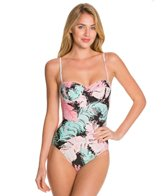 Kate Spade Harbour Island Underwire One Piece Swimsuit
