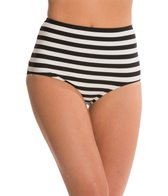 Kate Spade Nahant Shore High Waisted Bikini Bottom