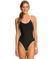 ROKA Sports Women's Elite One Piece Strap Back Swimsuit