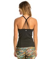 Alo Crescent Multi-Twist Tank