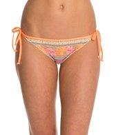 Eidon Chameleon Tiki Tie Side Bikini Bottom